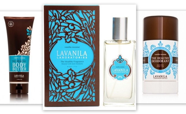 Lavanila Laboratories The Healthy Coconut Collection