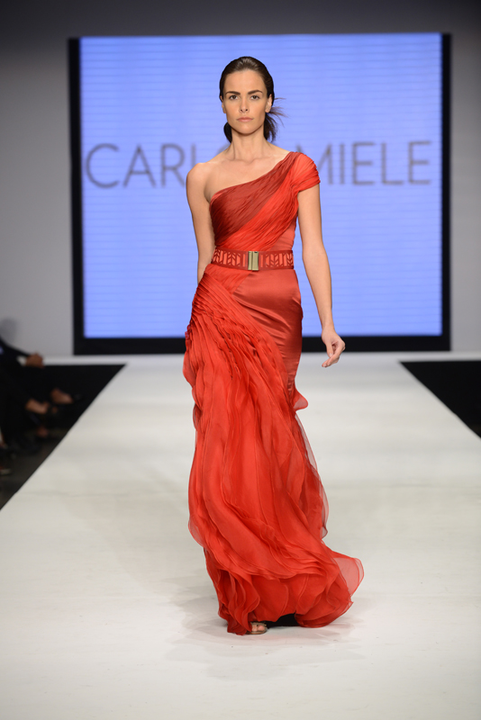 Carlos Miele 2013 Fall/Winter Collection (Provided by Becky levin/Paul Wilmot Communications for Miami Fashion Week 2013)
