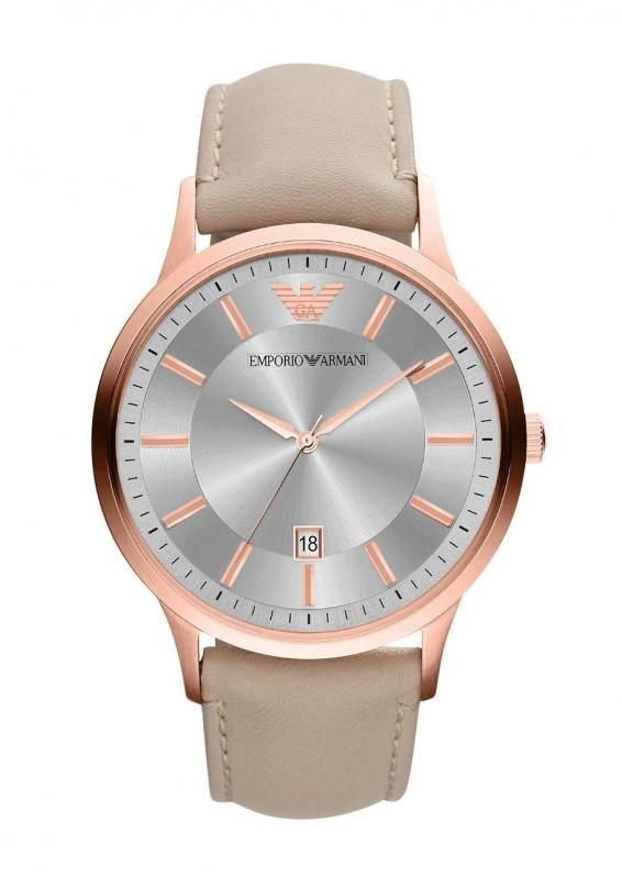 Emporio Armani's Spring/Summer 2013 Timepieces Collection