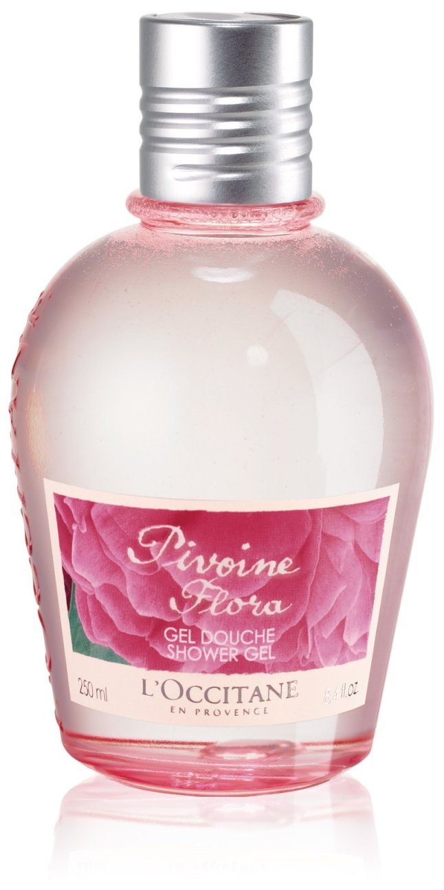L'Occitane Pivoine Flora Collection - Shower Gel