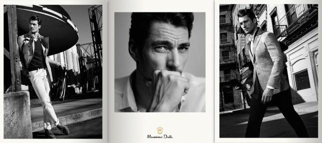 Massimo Dutti Collage 1