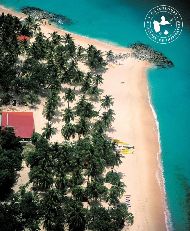 Guadeloupe Beach: AMERICAN AIRLINES LAUNCHES WEEKLY FLIGHT FROM MIAMI TO THE