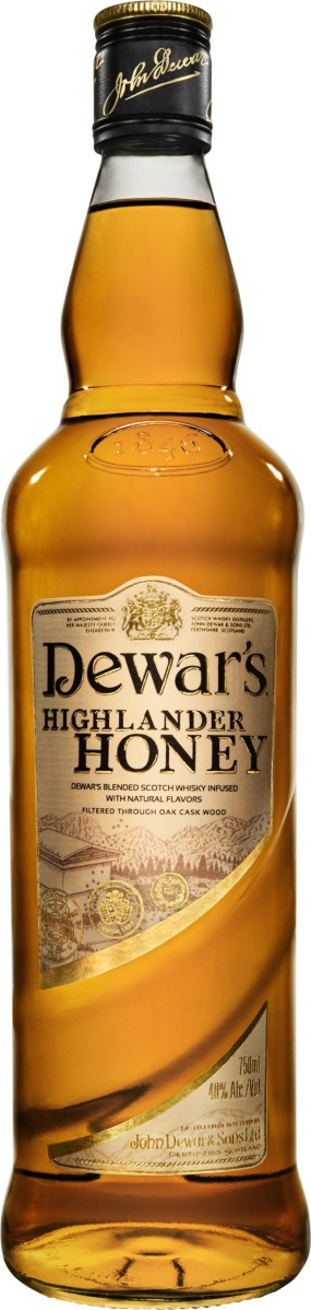 The House of DEWAR'S(R) has the spirits industry buzzing with the U.S. launch of DEWAR'S Highlander Honey-DEWAR'S Blended Scotch whisky infused with natural flavors.  This unique innovation is crafted by the infusion of hand-selected Scottish honey along with natural flavors into the original DEWAR'S WHITE LABEL(R) blend, the #1 selling premium Blended Scotch whisky in the United States. DEWAR'S Highlander Honey will be available nationwide in April 2013 at fine wine and spirits retailers with a suggested retail price of $23.99 per 750 mL bottle. More information is available via www.Dewars.com.  (PRNewsFoto/DEWAR'S)