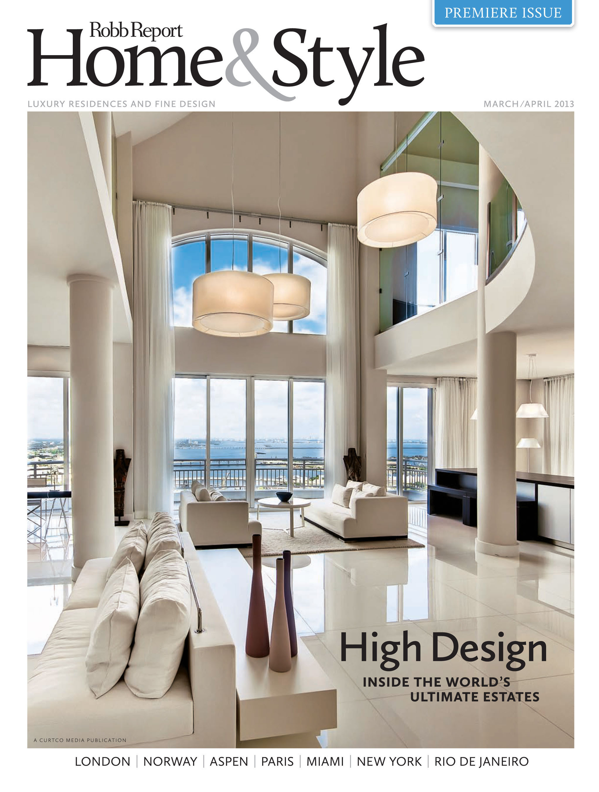 Robb Report Introduces Home Style Magazine Www Fashion Lifestyle