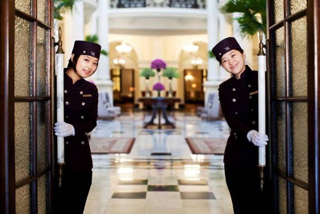 Waldorf Astoria Shanghai on the Bund.  (PRNewsFoto/Waldorf Astoria Hotels & Resorts)