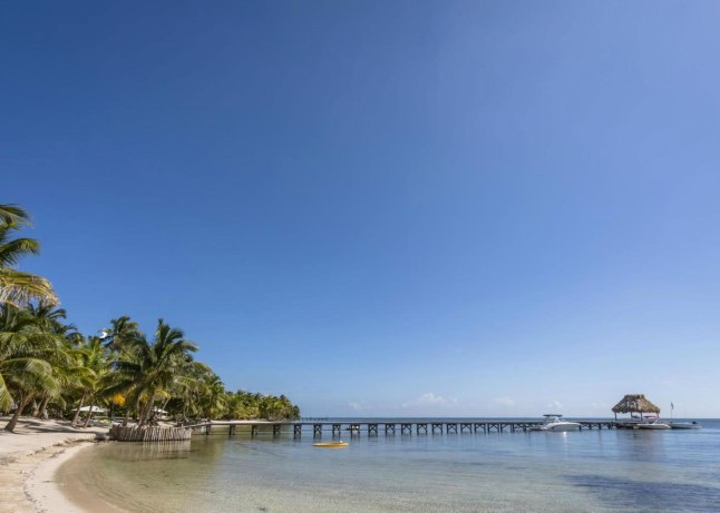 The top island in the world is Ambergris Caye in Belize,according to the TripAdvisor 2013 Travelers' Choice Islands awards. (A TripAdvisor traveler photo)