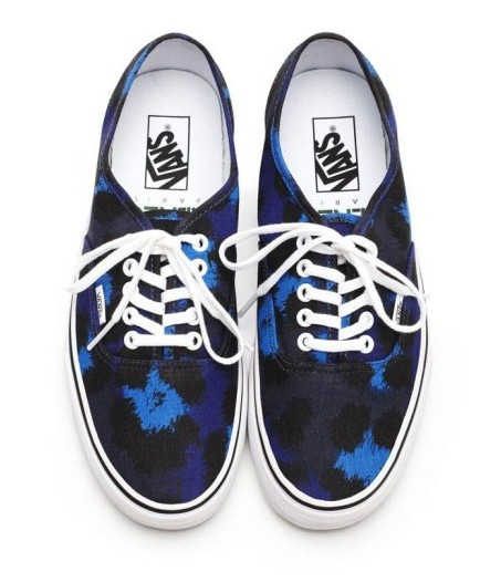 Vans x Kenzo for Spring/Summer 2013 Collection