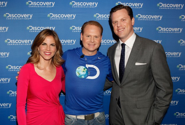 Willie Geist attends the Discovery Communications Upfront 2013 at Jazz at Lincoln Center on April 4, 2013 in New York City.