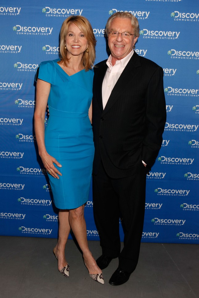 Discovery Communications Upfront 2013 NYC