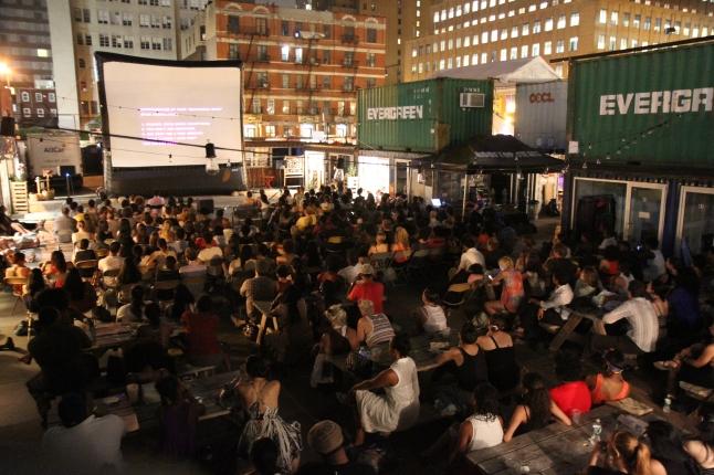 Dekalb Market Rooftop Films (Credit: Irwin Seow)