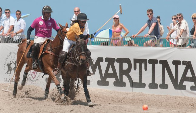 The Raleigh/Comcast Team vs James Royal Palm/JetBlue in Matchplay on Saturday, April 27th, at the LA MARTINA MIAMI BEACH POLO WORLD CUP