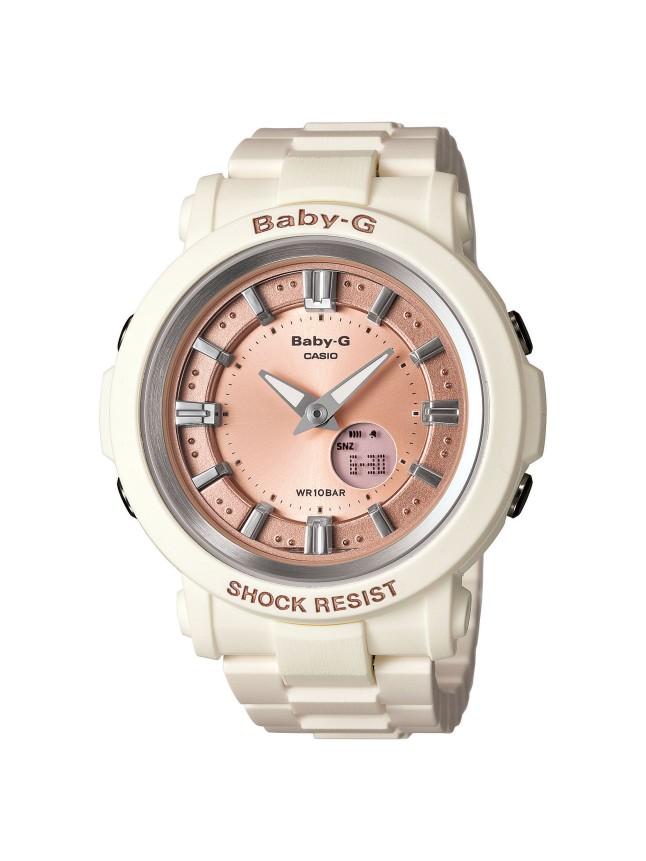Baby-G BGA300-7A2 watch in white