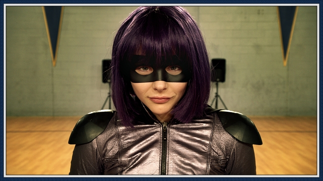 "The blade-wielding Hit Girl (CHLOË GRACE MORETZ) returns for the follow-up to 2010's irreverent global hit: ""Kick-Ass 2""."