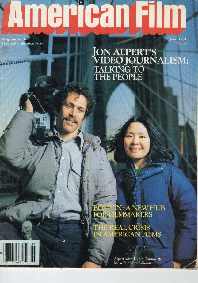 DCTV Co-Founders/Co-Executive Directors Jon Alpert & Keiko Tsuno