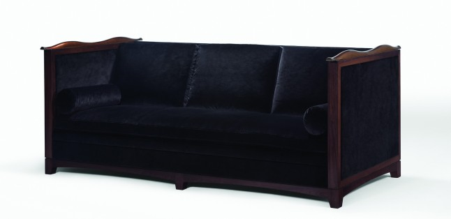 Ralph Rucci for Holly Hunt Collection - Pagoda Sofa