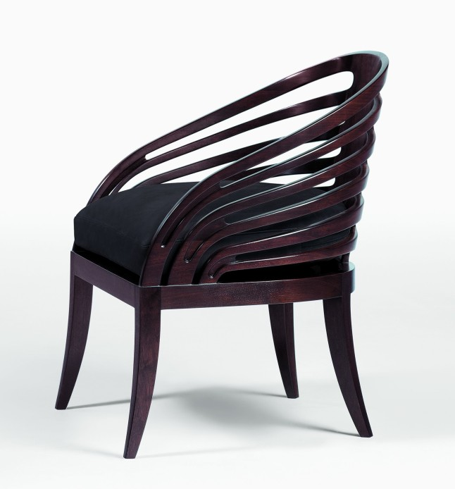 Ralph Rucci for Holly Hunt Collection - Rib Chair