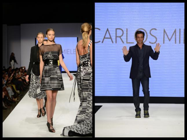 Carlos 2013 Miele Fall/Winter Collection (Images provided by Miami fashion Week/a Sobol-Perry Fashion Production Event)