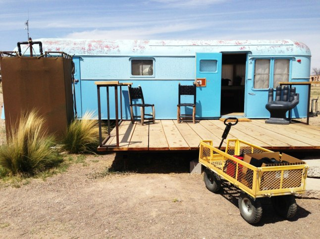 El Cosmico in Marfa, Texas. (A TripAdvisor traveler photo)