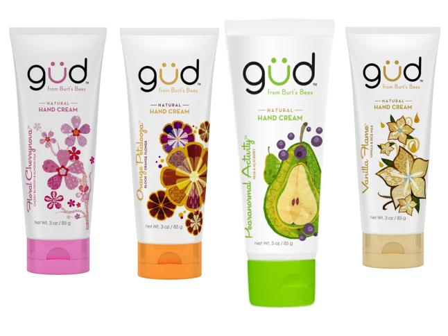 güd Hand Cream Collection