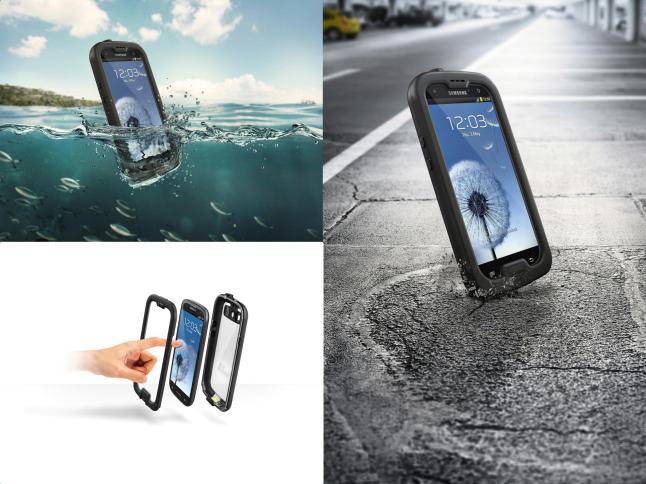 LifeProof Samsung Galaxy S III cases