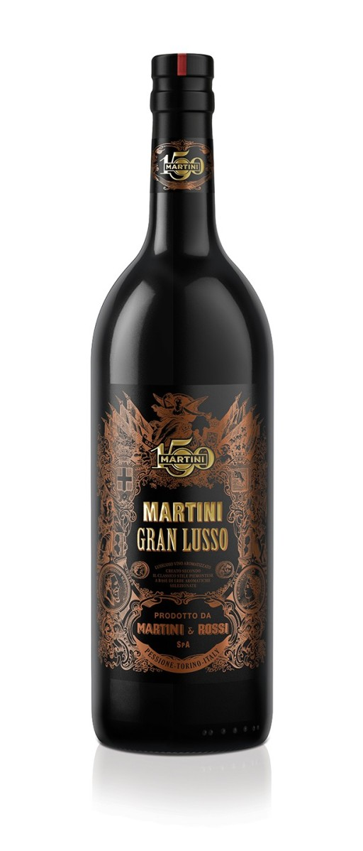 Limited edition MARTINI® Gran Lusso™ vermouth, with only 150,000 bottles crafted, was inspired by two unique recipes discovered in the brand archives