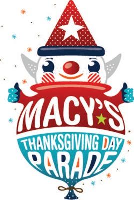 Macy's Thanksgiving Day Parade(R) logo.  (PRNewsFoto/Lindt & Sprungli)