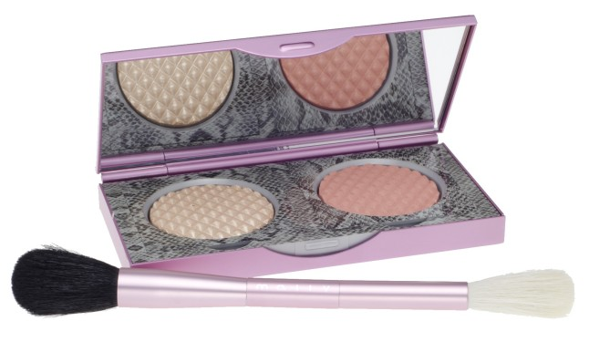 Mally Beauty Effortless Airbrush Highlighter and Blush Duo in Peach
