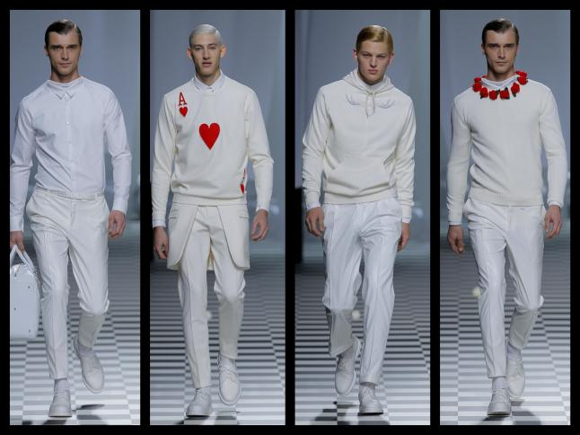 Mercedes-Benz Fashion Week Madrid - DAVIDELFIN 2013 Fall/Winter Collection
