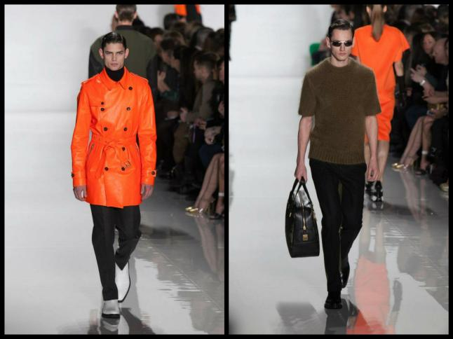 Michael Kors 2013 (Men's) Fall/Winter Collection