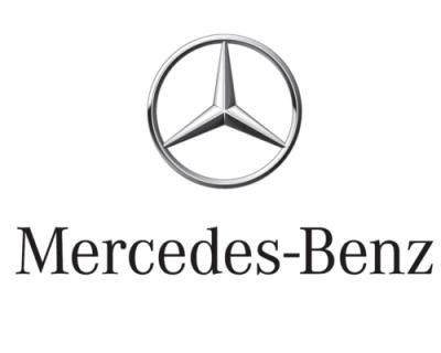New 2011 3D Mercedes-Benz USA logo. (PRNewsFoto/Mercedes-Benz USA)