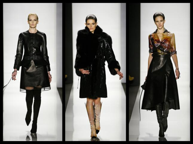 Ralph Rucci 2013 Fall-Winter Collection (Provided by Rosina rucci of Ralph Rucci)