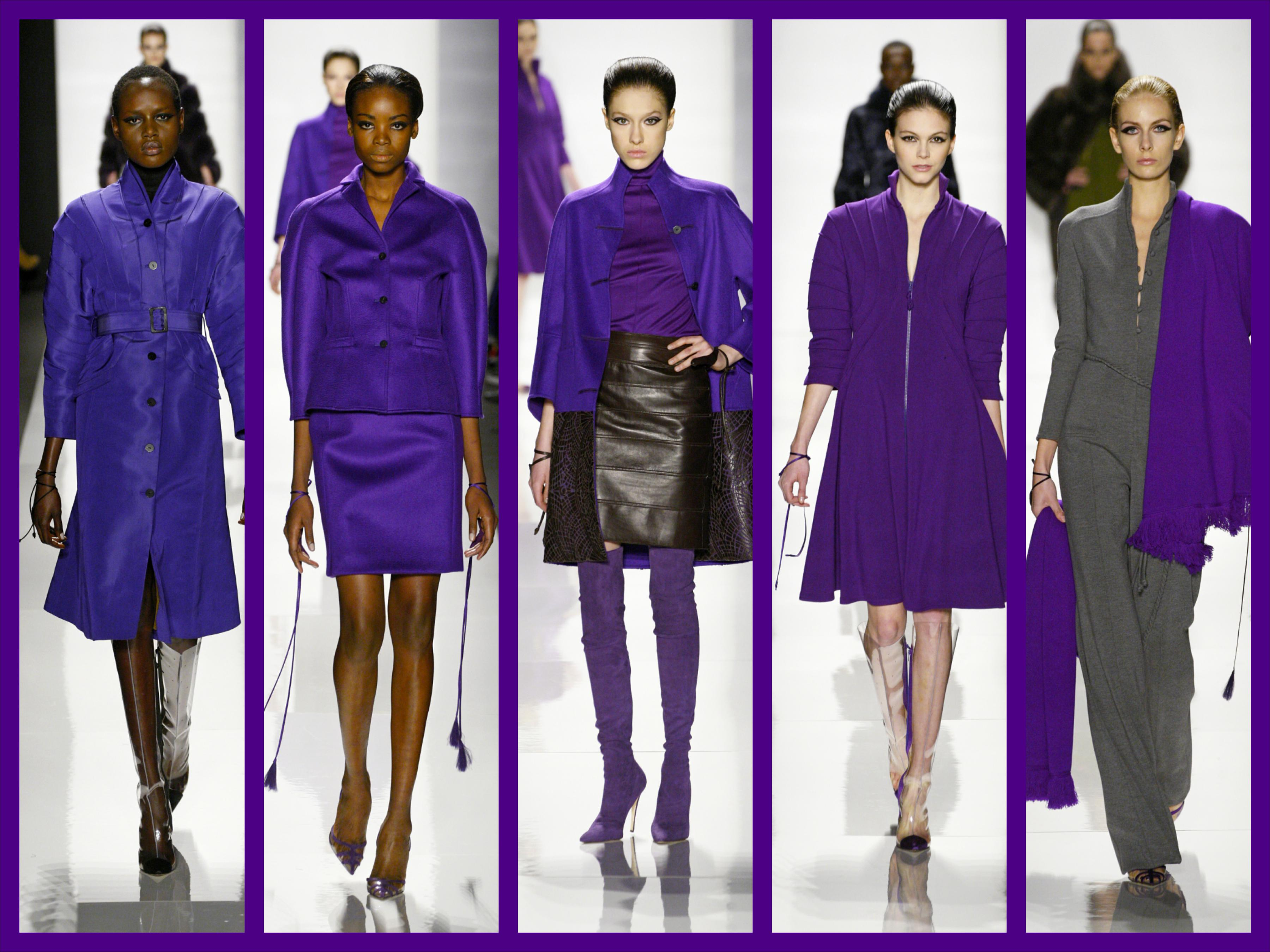 Ralph Rucci 2013 Fall Winter Collection 4