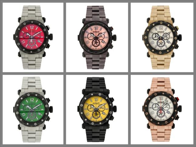 Renato Watches Destructor Chronograph 2