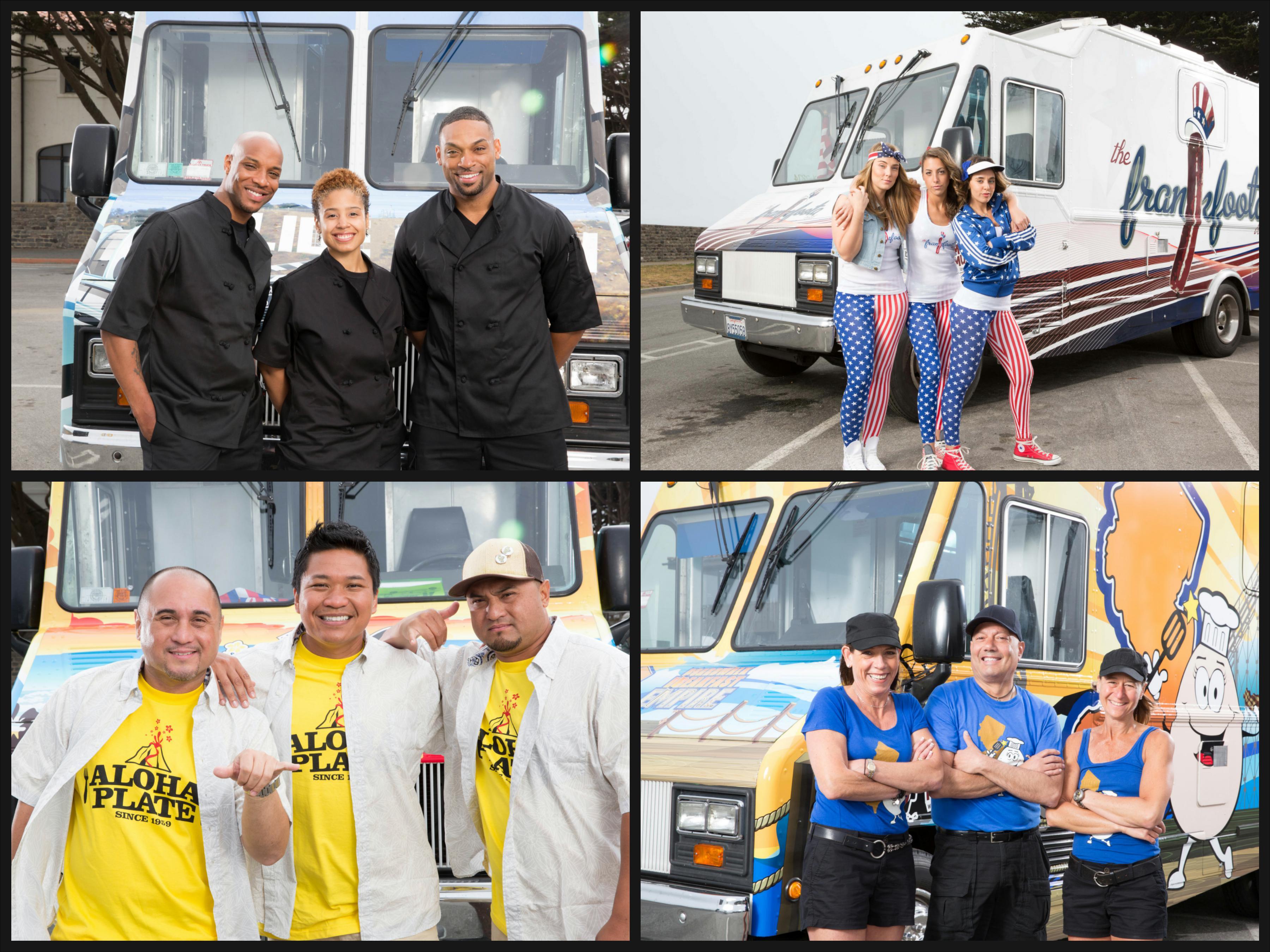 Great Food Truck Race Hawaii