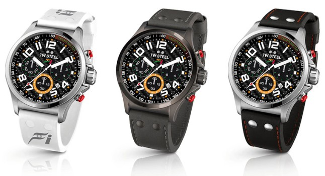 TW Steel Unveils Sahara Force India Formula One Watches