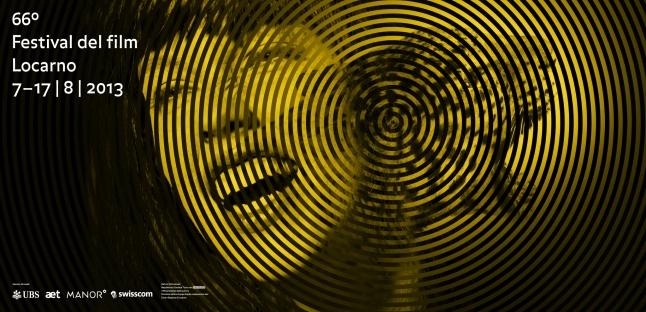 Official 66 Festival del film Locarno Poster (By  Jannuzzi Smith)
