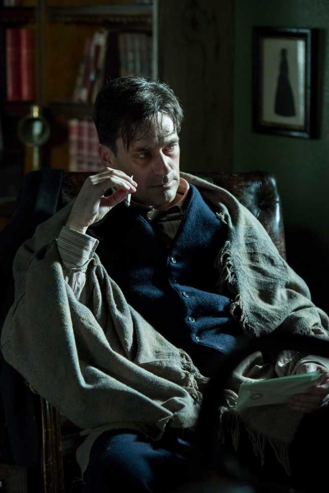 Old doctor (Jon Hamm)