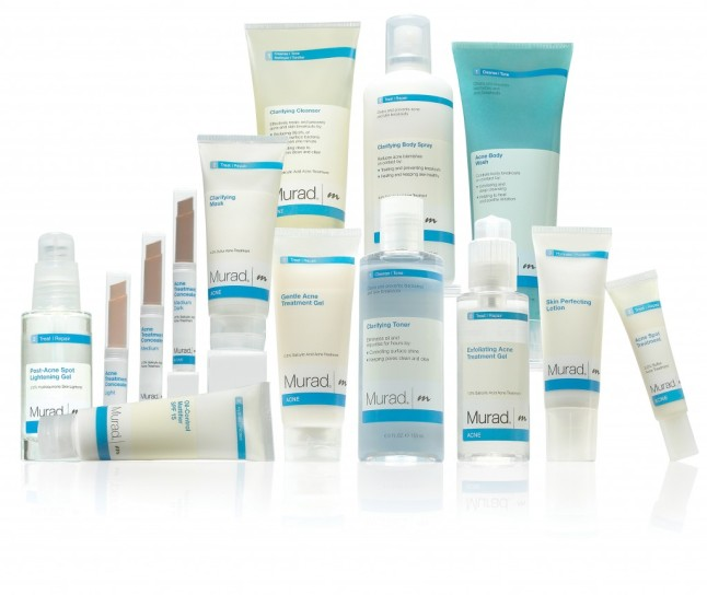 Murad® Healthy Skin Regimen Kits - Acne Complex Family of Products (Photo Credit: Murad)