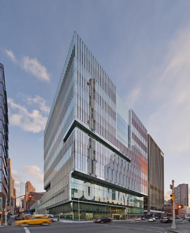 Archtober III's 'Building of the Day' October 18th, The John Jay College of Criminal Justice