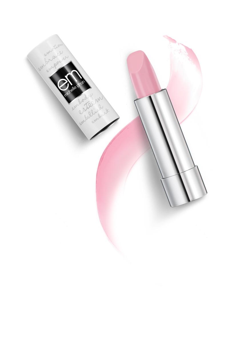 EM Michelle Phan Creamy Color Sheer Lipstick