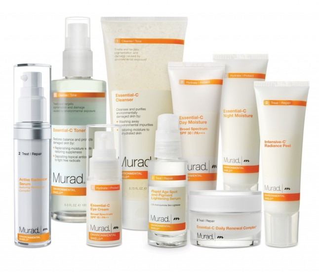 Murad® Healthy Skin Regimen Kits - Environmental Shield family of Products (Photo Credit: Murad)