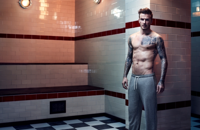 H&M Introduces the Fall 2013 David Beckham Bodywear Collection