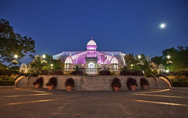 Franklin Park Conservatory - John F. Wolfe Palm House