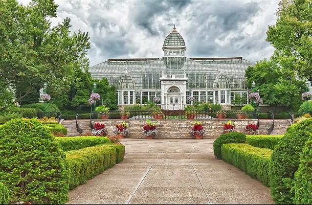 Franklin Park Conservatory – John F. Wolfe Palm House | www.fashion ...
