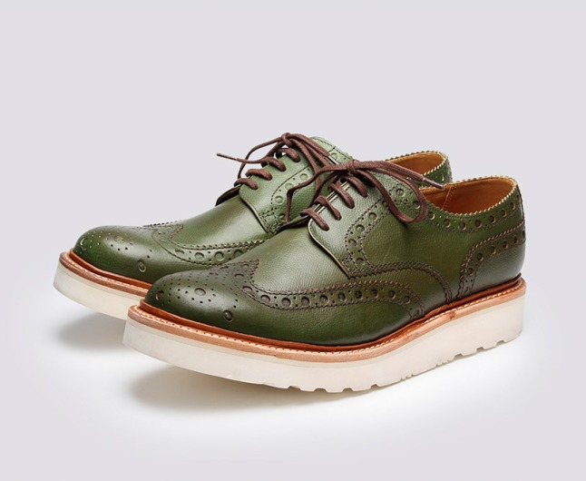Grenson Fall-Winter 2013 Shoes Collection 1