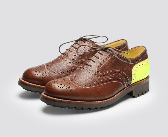 Grenson Fall-Winter 2013 Shoes Collection 2