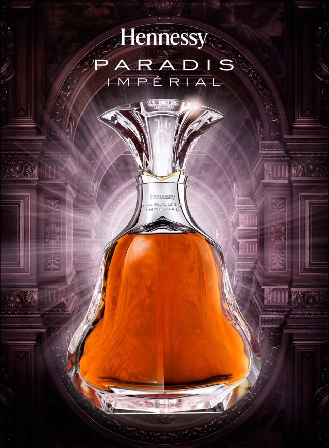 Hennessy Welcomes Prestigious Blend of Paradis Imperial to the States.  (PRNewsFoto/Hennessy