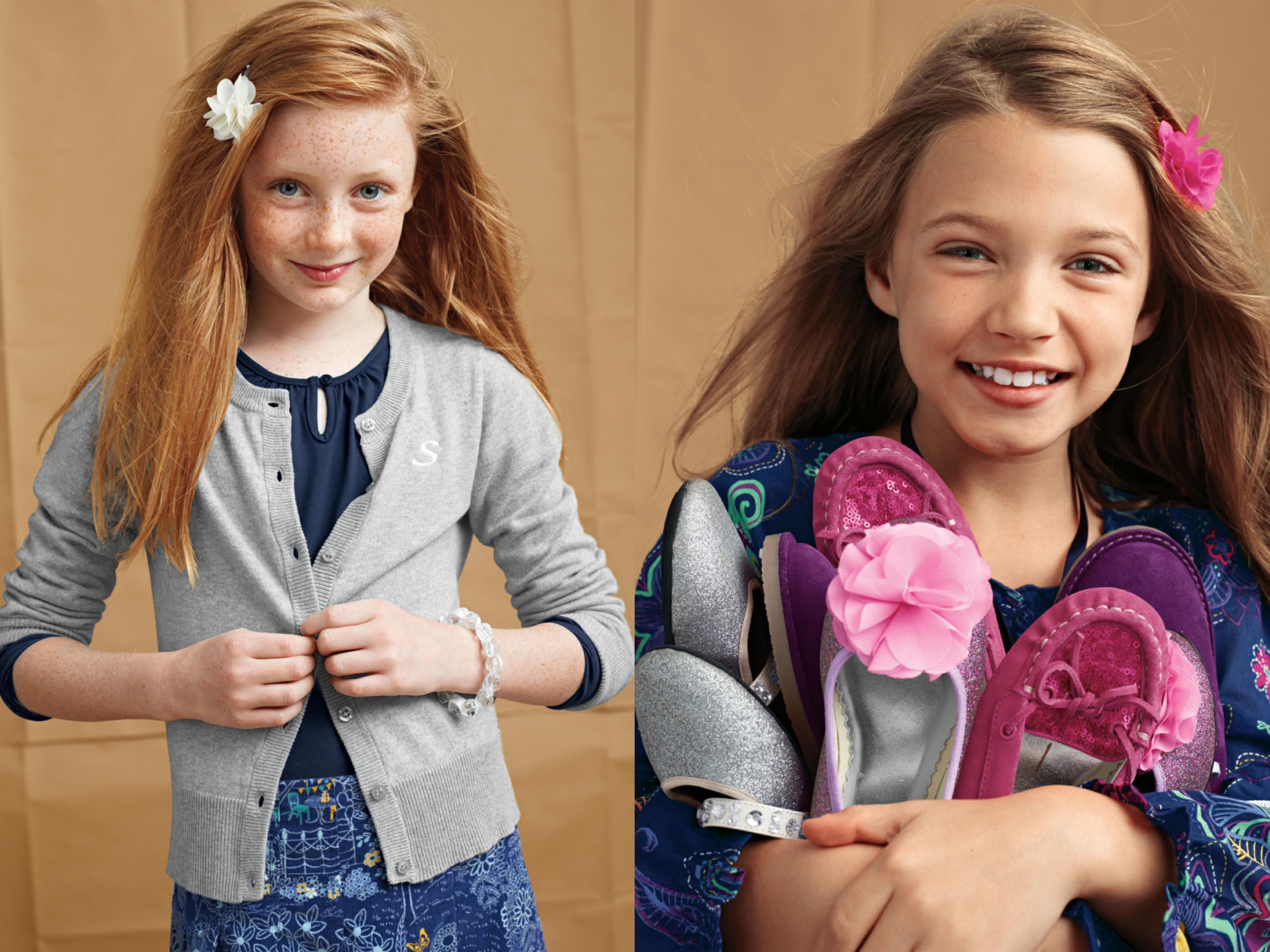 Check out all the hottest styles for back to school and find your perfect first day outfit!