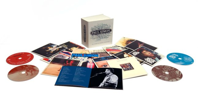 Paul Simon, The Complete Album Collection