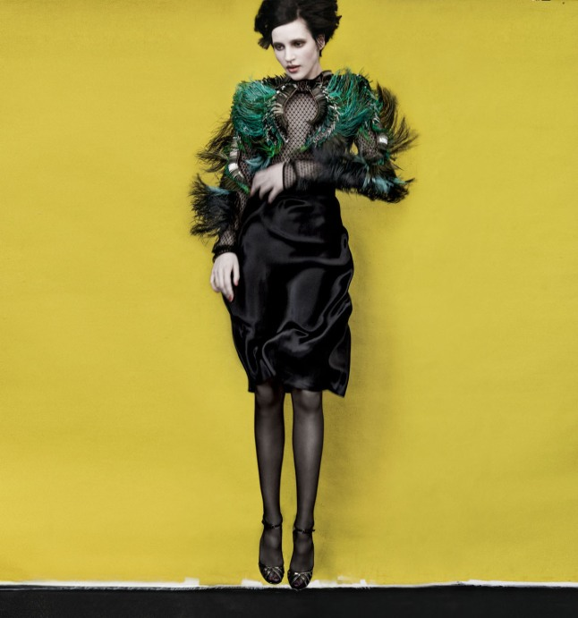 Gucci Neiman Marcus Art Of Fashion Fall 2013.  (PRNewsFoto/Neiman Marcus, Sarah Moon)